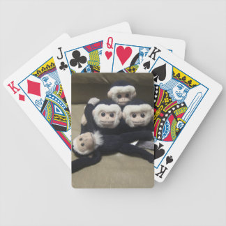 Dramatic Monkeys Bicycle Playing Cards