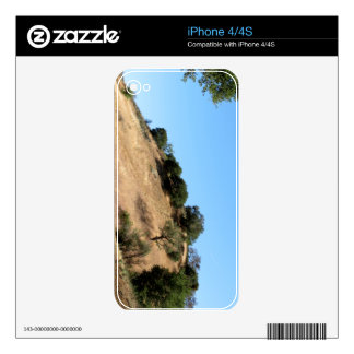 Dramatic Mountain 21 Decals For The iPhone 4S