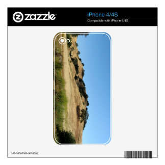 Dramatic Mountain 23 iPhone 4S Skins