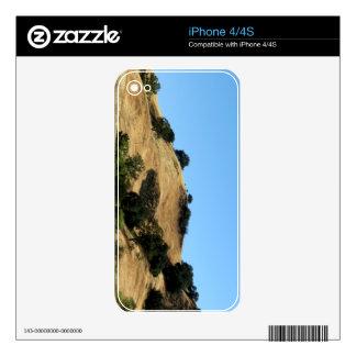 Dramatic Mountain 24 iPhone 4S Skin