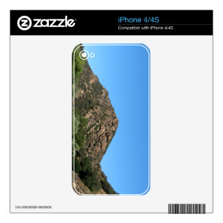 Dramatic Mountain 28 iPhone 4S Decal
