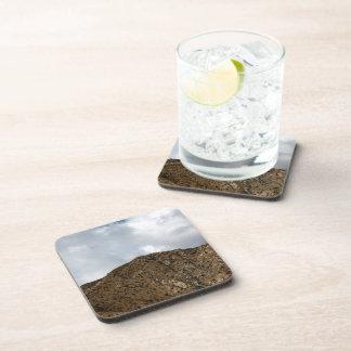 Dramatic Mountain Beverage Coasters