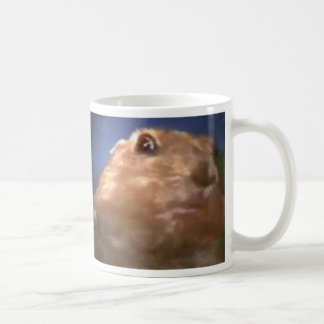 Dramatic Prairie Dog Chipmunk Coffee Mug