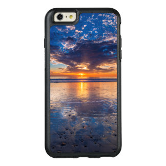 Dramatic seascape, sunset, CA OtterBox iPhone 6/6s Plus Case