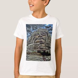 Dramatic Stone Face T-Shirt