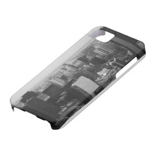 Dramatic view of Manhattan iPhone SE/5/5s Case