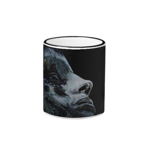 Dramatis Personae Ringer Coffee Mug
