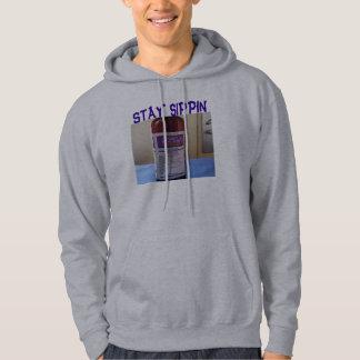 drankpt, STAY SIPPIN Sweatshirts