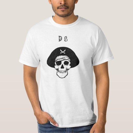 Drante Style t-shirt Pirate Playeras