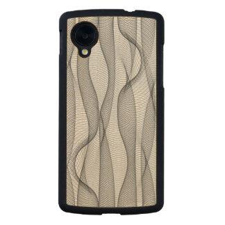 Drape Carved® Maple Nexus 5 Slim Case