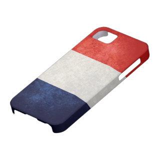 Drapeau de la France iPhone SE/5/5s Case