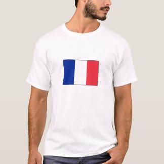 Drapeau de la France T Shirt