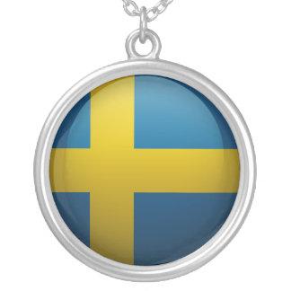 Drapeau de la Suède Bijouterie Personnalisée