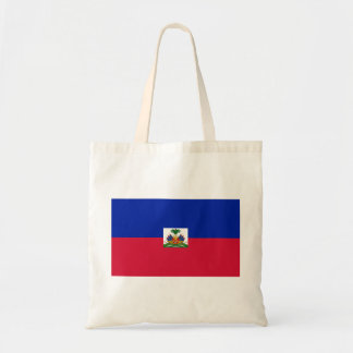 Drapeau d'Haïti - Flag of Haiti Tote Bag