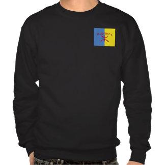 drapeau Kabylie Pullover Sweatshirts