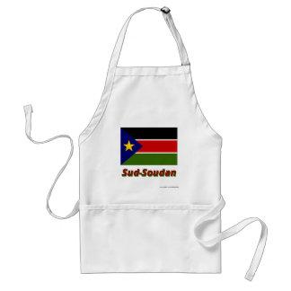 Drapeau Sud-Soudan Apron