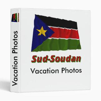 Drapeau Sud-Soudan  Vinyl Binders