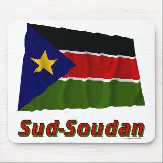 Drapeau Sud-Soudan  Mouse Pad