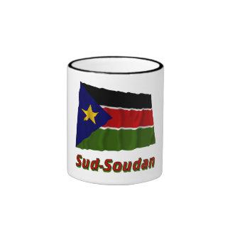 Drapeau Sud-Soudan  Mug