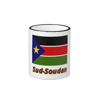 Drapeau Sud-Soudan Mugs