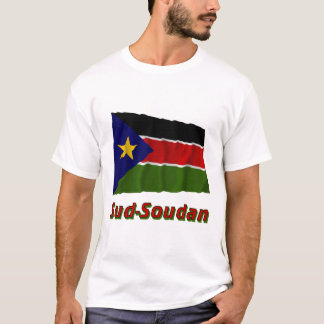Drapeau Sud-Soudan  T-Shirt