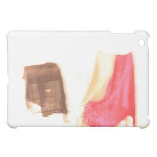 draped chairs iPad mini cover