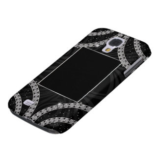 Draped In Diamonds Galaxy S4 Case