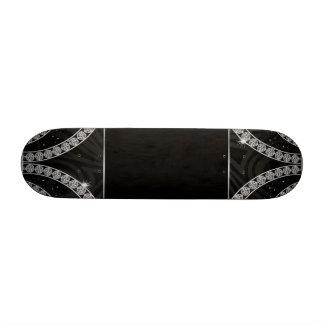 Draped In Diamonds Skate Board Deck