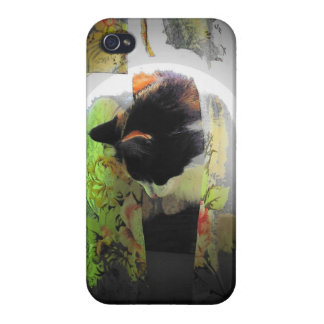 Draped in drapes cases for iPhone 4
