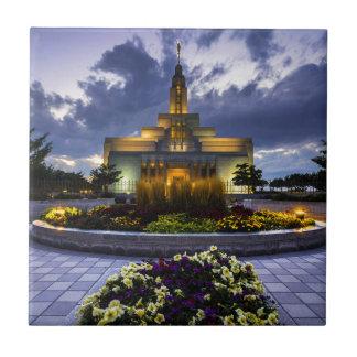 Draper Mormon Lds Temple - Utah Ceramic Tile