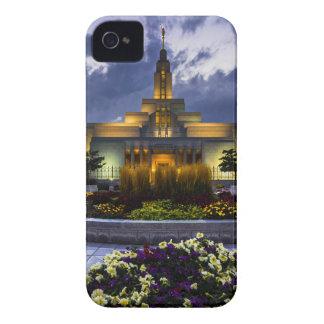 Draper Mormon Lds Temple - Utah iPhone 4 Case