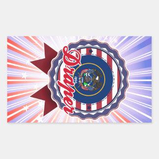 Draper UT Stickers