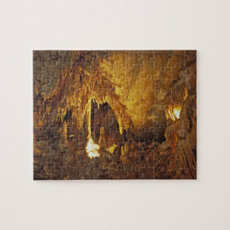 Drapery Room, Mammoth Cave National Park, Jigsaw Puzzle