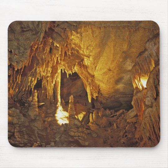Drapery Room, Mammoth Cave National Park, Mouse Pad