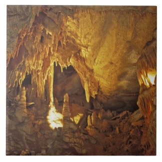 Drapery Room Mammoth Cave National Park Tile