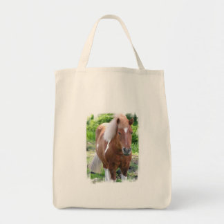Draught Horse Grocery Tote Bag