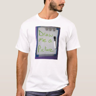 Draw me a Picture T-Shirt