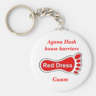 draw_pic, Agana Hash house harriers, Guam Keychain