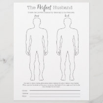Draw the perfect husband game