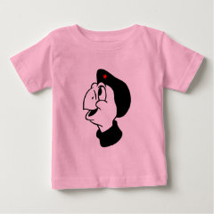 Draw the Revolution! Baby T-Shirt
