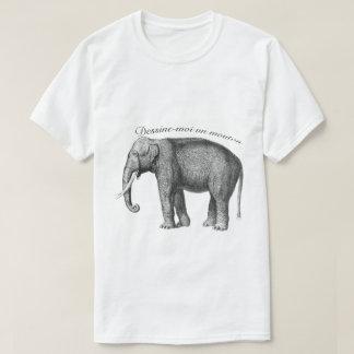 Draw to me a sheep (elephant) T-Shirt