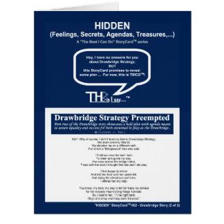 Drawbridge Strategy Preempted(2of2) Card
