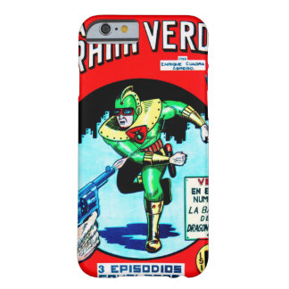 Drawer Araña Verde Barely There iPhone 6 Case