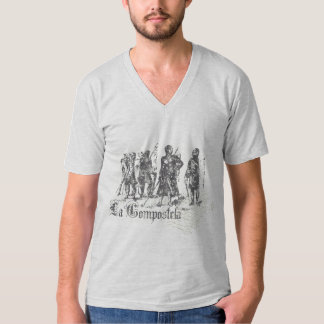Drawer Compostela Knights Tee Shirt