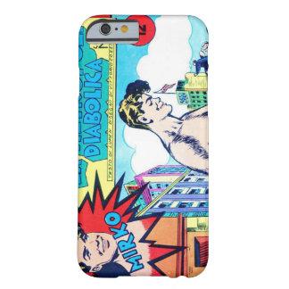Drawer Metropoli Diabolica phone case