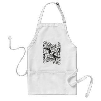 Drawing Adult Apron