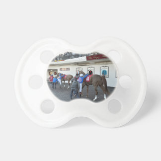 Drawing Away Stables Pacifier