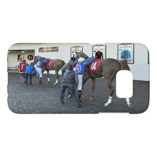 Drawing Away Stables Samsung Galaxy S7 Case