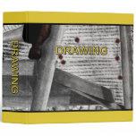 Drawing Binder by David M. Bandler