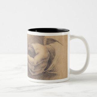 Drawing Hands, 1798 Two-Tone Coffee Mug